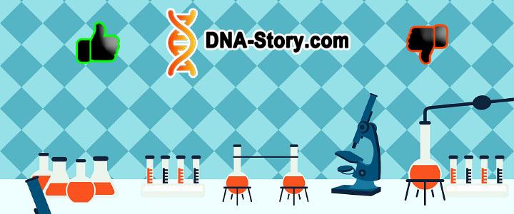 DNA test afkomst ervaring