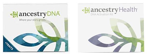Ancestry Dna tests ADN
